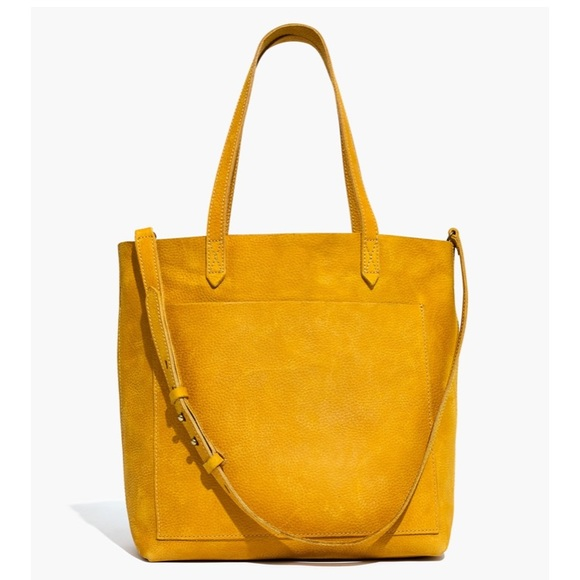 ba50663e3f6 Madewell Tote in Celestial Gold